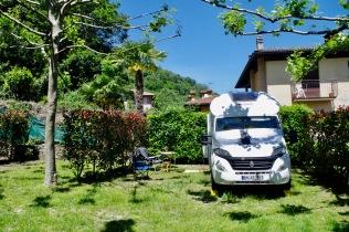 2* Campingplatz am Lago Maggiore