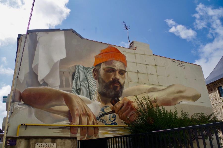Street Art in Boulogne Sur Mer